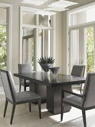 carrera modena double pedestal dining table lexington home