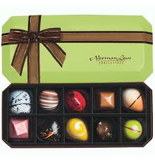 10pc signature chocolate gift box norman confections