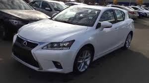 lexus ct 200h new eminent white on black 2015 lexus ct 200h hybrid naviagtion