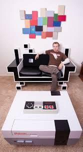 Design Of Furniture Best 20 Geek Furniture Ideas On Pinterest Geek Room Mario Room