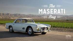 old maserati convertible maserati 3500gt will make you fall in love youtube