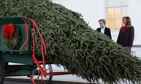 When Does The White House Get Decorated For Christmas Melania Trump U0027s White House Christmas Decorations Are Here U0026 It U0027s