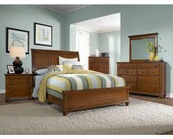 Cherry Bedroom Furniture Hayden Place Bed Broyhill Broyhill Furniture