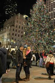 a nyc christmas frolic through life