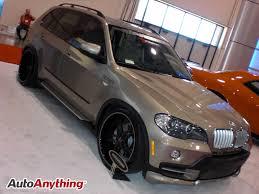 Bmw X5 2008 - bmw x5 u2013 matte black rims u2013 sema 2008 autoanything coupons