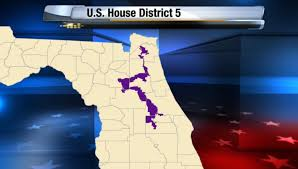 Florida District Map by Congressional District Changes Could Impact Jacksonville U0027s
