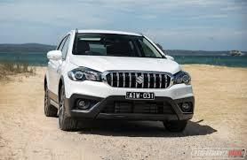 suzuki jeep 2017 2017 suzuki s cross turbo review video performancedrive