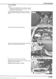 2004 2014 honda trx450r er sportrax atv service manual