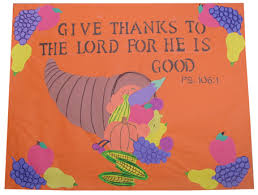 a thanksgiving bulletin board for sunday school education daily