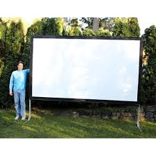 Backyard Movie Night Projector The Best Outdoor Projectors For An Amazing Night In