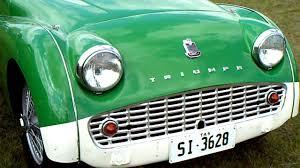 1955 triumph tr2 youtube