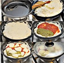 Stovetop Pizza Oven Stovetop Pizza Fuss Free Cooking