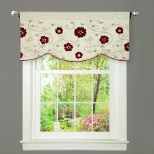 amazon com lush decor royal embrace valance 18 inch by 42 inch