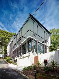 modern concrete fence post home u0026 gardens geek