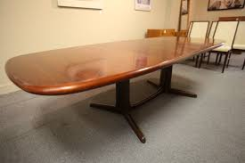 danish rosewood dining table gudme mobelfabrik 102