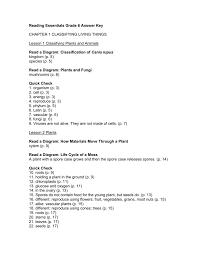 reading essentials grade 6 answer key macmillan mcgraw hill