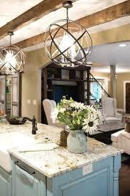 best lighting for kitchen island rustic kitchen lighting awesome rustic kitchen island light