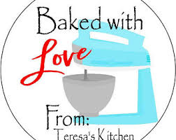 Personalized Kitchen Items Personalized Baking Etsy