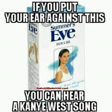 Douche Canoe Meme - couldn t find one accurately depicting kanye as a douche canoe imgur