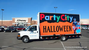 party city mobile billboard minneapolis and st paul minnesota