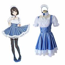 Kato Halloween Costume Megumi Cosplay Reviews Shopping Megumi Cosplay Reviews