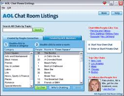 Children Of The S AOL And Chat Rooms - Kid chat room