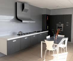Best Color For Kitchen With Oak Cabinets Stylish And Cool Gray Kitchen Cabinets For Your Home