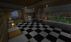 minecraft kitchen ideas minecraft kitchen design back in time 14