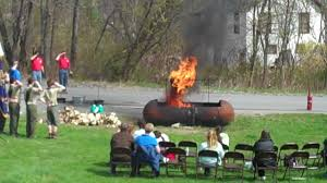 How To Dispose An American Flag Boy Scout Flag Burning Ceremony Youtube