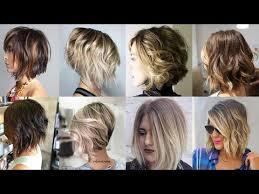 ambre hairstyle on short hair balayage ombre short hair 2018 bob haircuts 2019 youtube