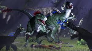 ark troodon attack by cfowler7 on deviantart