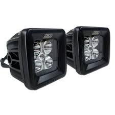 Cube Lights Tuff Stuff 2x2 Led Cube Lights 16w 1280 Lumens Spot Beam