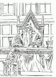 harry magic wand coloring pages harry potter coloring