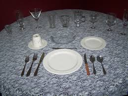 Set Table by China U0026 Table Settings Upstate Party Rental