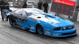 kevin fiscus 5 66 at 263mph in outlaw pro mod youtube