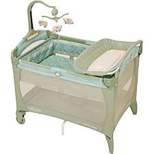 amazon com graco pack u0027n play playard with bassinet and changer
