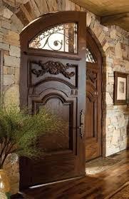 Main Door Flower Designs by A Door To The Guest House Wood Doors Flower Designs And Doors