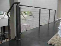 Interior Cable Railing Kit Mclean Forge And Welding Custom Cable Railings Boulder Colorado