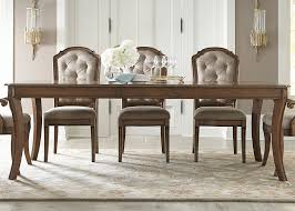 liberty dining room sets liberty furniture amelia dining rectangular leg table with 16