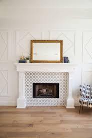 fireplace cement binhminh decoration