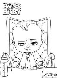 10 boss baby coloring pages boss baby boss babies