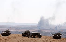 Kurds Discovered An Isis Tank And Did Something Awesome To by 21 Year Old Woman By Turkish Soldier At Syrian Border