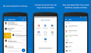 android outlook app how to set up email in the outlook for android app