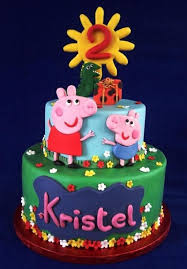 George Pig Cake Decorations 9 Best Torty świnka Peppa Images On Pinterest Cakes Peppa Pig