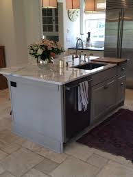 color matching and painting a kitchen island in pelham manor ny