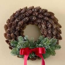 pine cone wreath make an easy diy pinecone wreath in one hour pinecone pine cone