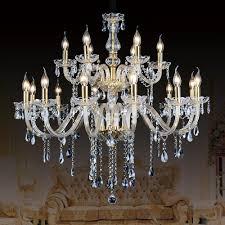 crystal home decor dining light home decor lustre the chandelier crystal modern large
