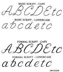 figure 5 22 basic and formal script