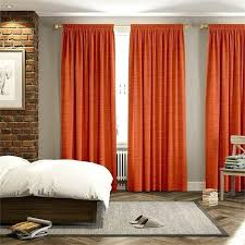Burnt Orange Sheer Curtains Orange Sheer Grommet Curtains Creative Of Burnt And Where Can I