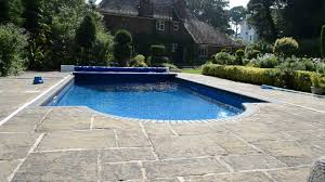 coverstar automatic pool safety cover youtube